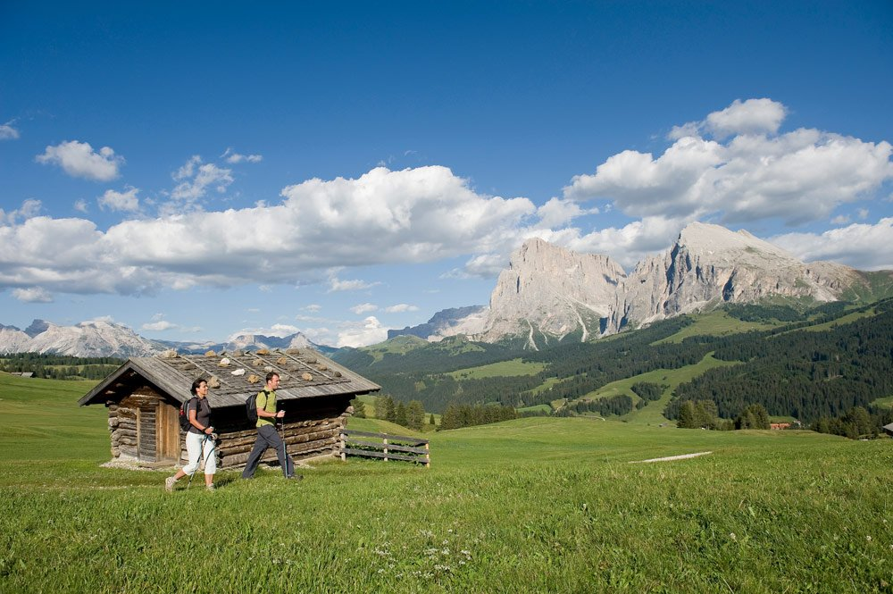 Pleasant holiday weeks at the farm in Siusi allo Sciliar